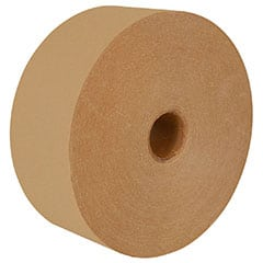 Brown tape roll
