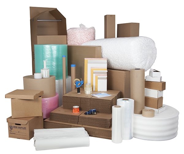 Packaging Supplies - Boxes and Supplemental Packaging - Leaman Container, Inc.
